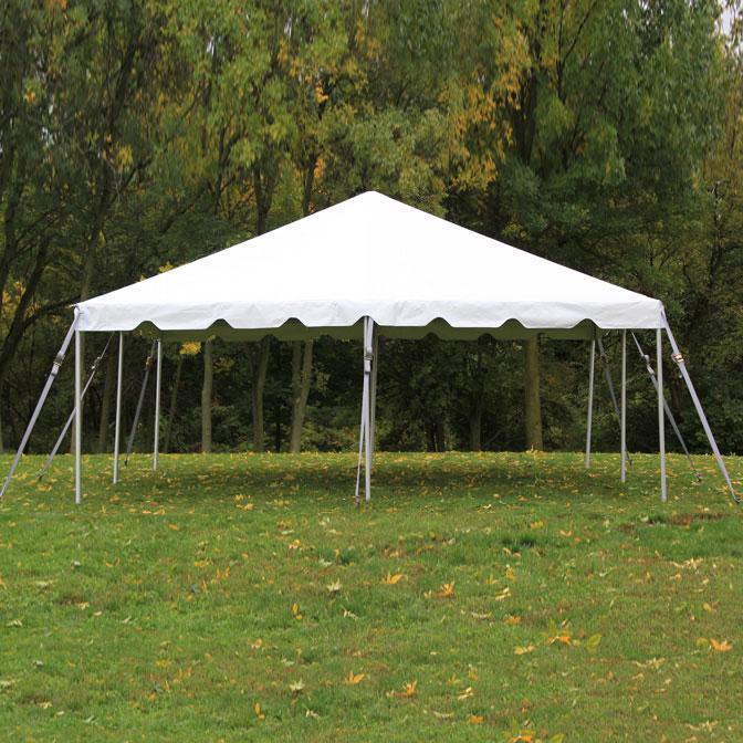 Wedding Tent Rentals Portland Oregon: 20' X 20' Classic Series Frame Tent