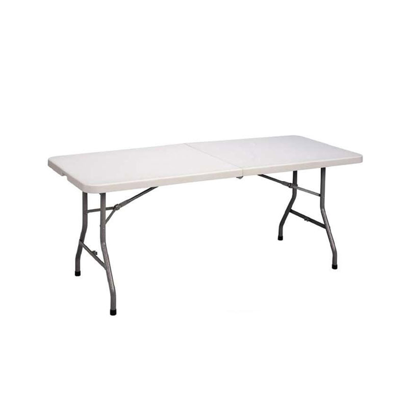 Good Home/6u2032 Plastic Folding Table. ; 