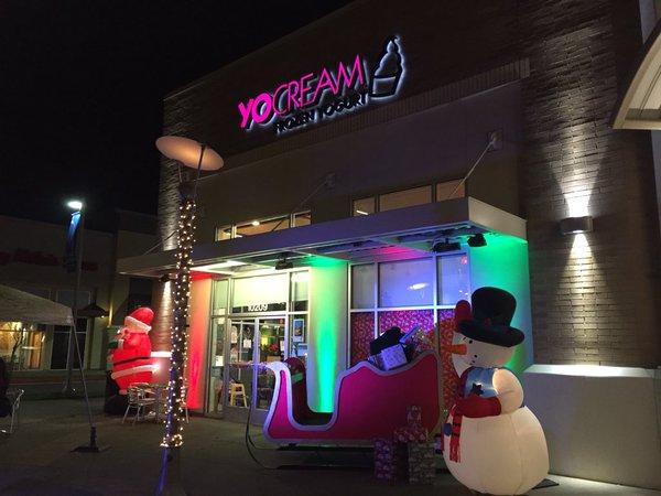YoCream Frozen Yogurt in Cascade Station