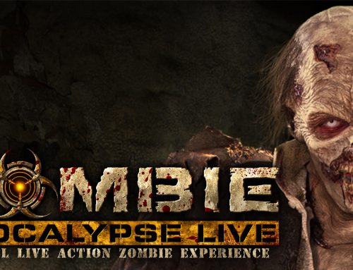 Zombie Apocalypse World Tour Comes to Cinema of Horrors in Kelso, WA!