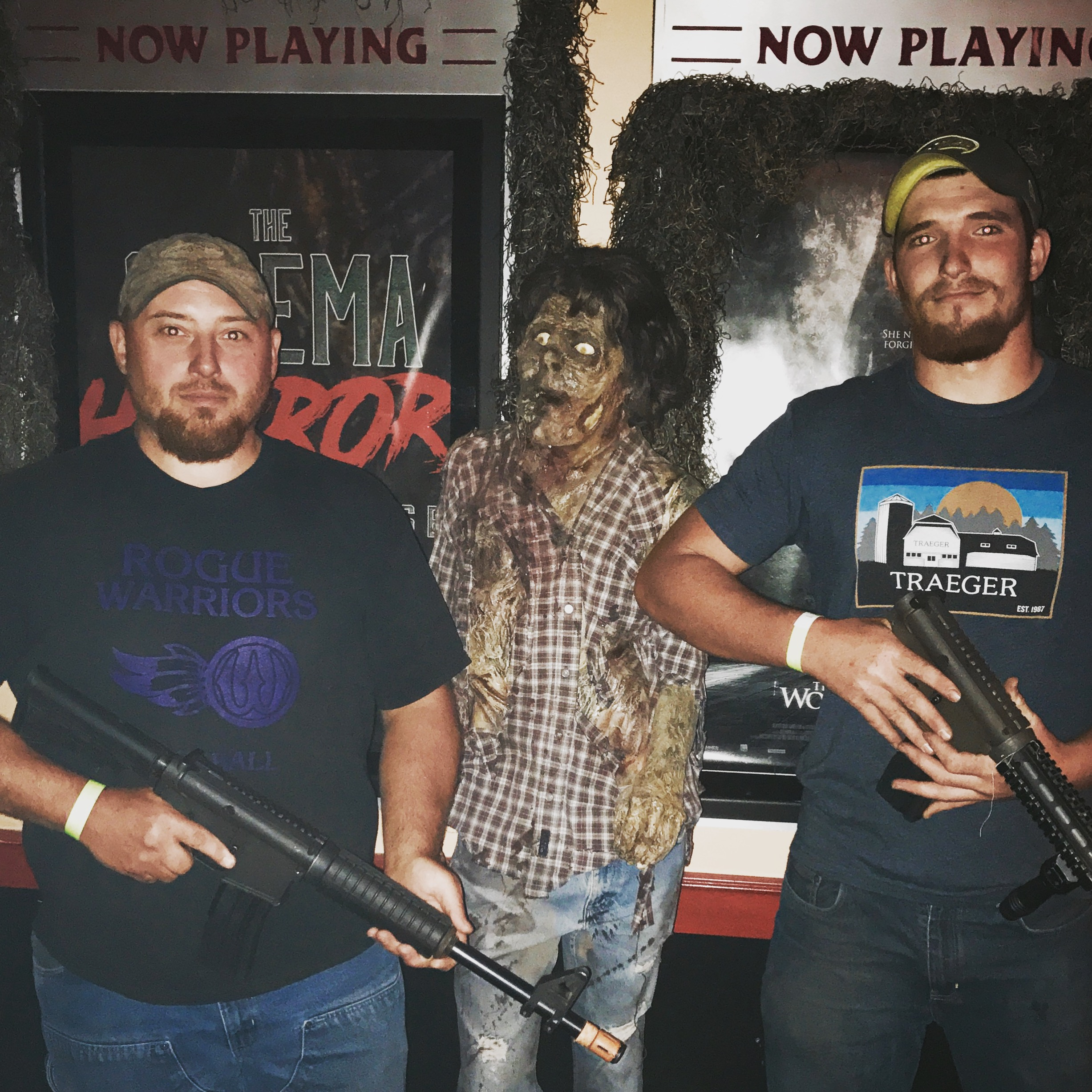 Zombie Apocalypse World Tour | Treadway Events