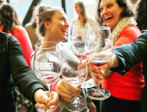 Portland Grand Tasting – Columbia Gorge Winegrowers Association