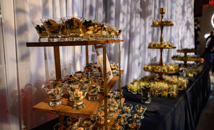 Corporate Event Catering Services