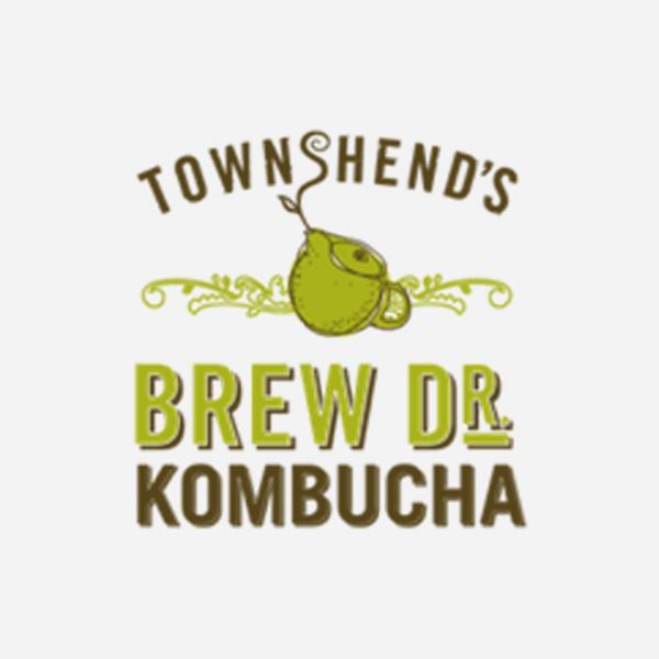 Townhend's Brew Dr. Kombucha