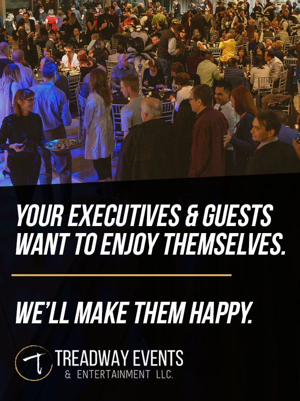 Treadway Events Corporate event Planning
